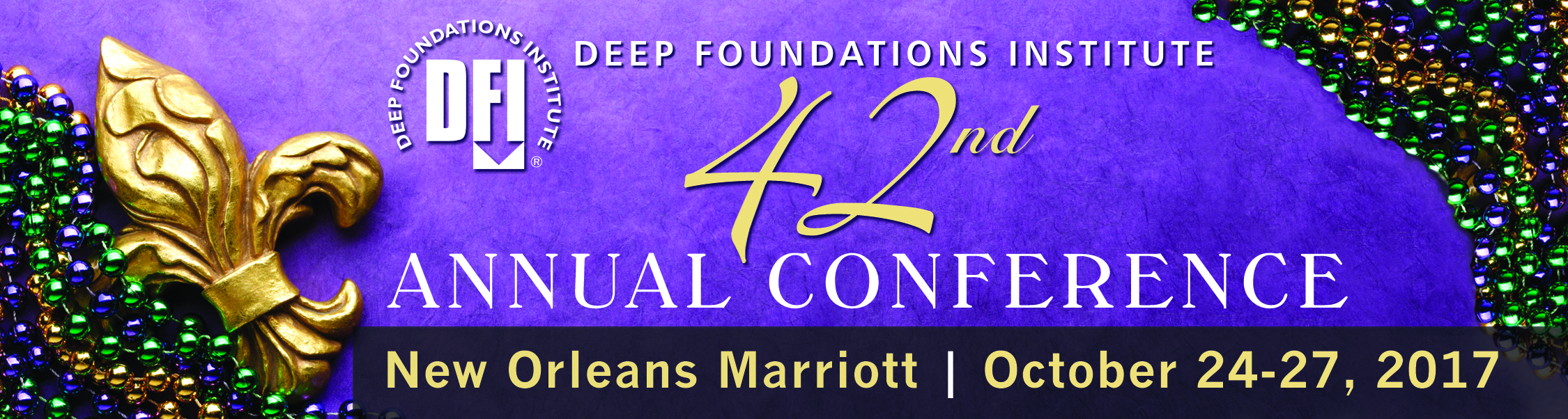 42nd annual conference